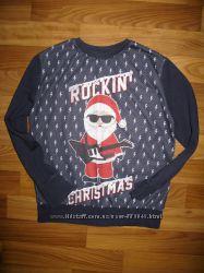 свитер, свитшот, реглан, жилет, худи мальчику на 6-9 лет