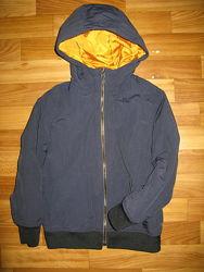 фирменные ветровки и куртки мальчику на 6-10 лет