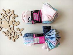Skechers Набор детских носков из 6 пар  28-33 размера. Оригинал