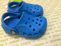 Crocs baya kids c45 официальные