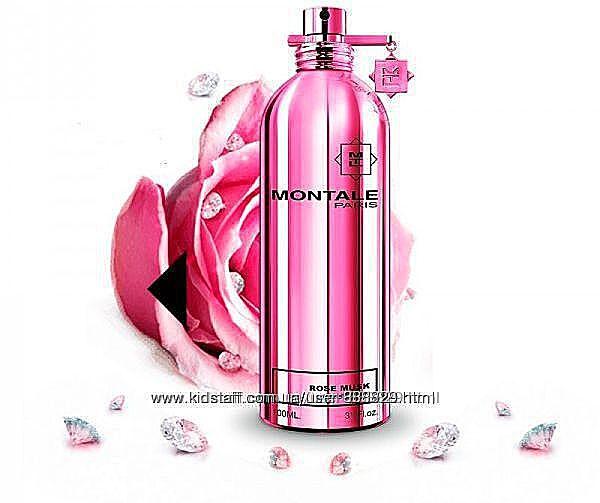 Montale Roses Musk парфюмированная вода тестер оригинал, распив