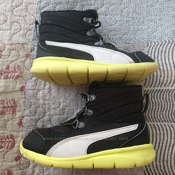 Puma Bao 3 Boot 27 р. Утеплённые ботинки