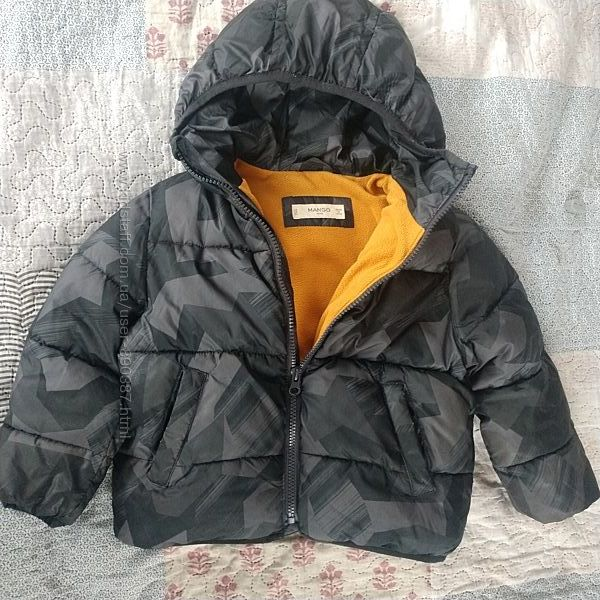 Курточка Mango Манго 3-4104
