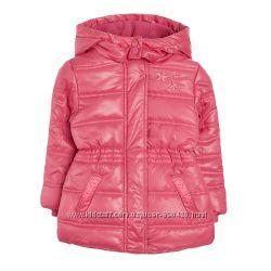 Теплая куртка Кул Клаб рост 158 может чуть маломерит