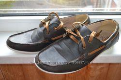 стильные мужские туфли  Next 29. 5 см 44 размер uk10 широк нога
