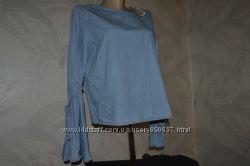 новая женская джинсовая блуза рубашка Denim Co размер M-L Англия