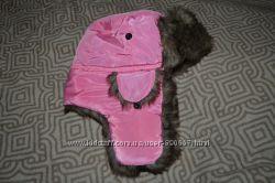 новая женская зимняя шапка In style Англия разм универсальный