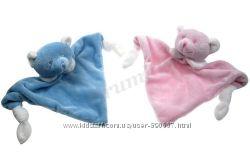 новая слюновпитывающая игрушка малышу Baby comforter Англия