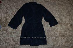 флисовый халат мальчику George на 7-8 лет рост 122-128