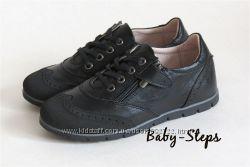 Туфли на девочку 31 - 36 р Palaris Паларис кожаные закрытые кроссовки