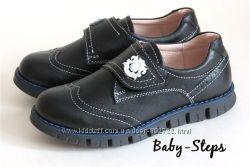 Туфли на девочку 35 р Palaris Паларис кожаные закрытые