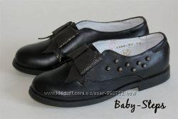 Туфли на девочку 31 - 36 р Palaris Паларис кожаные