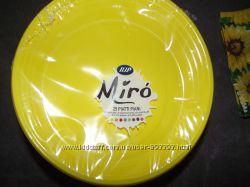 Одноразовые пластиковые тарелки-Италия