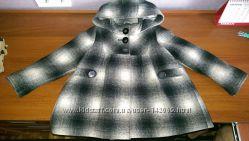 Продам почти новое шерстяное пальто на 3-4 года