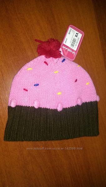 Продам тёплые шапочки H&M и другие