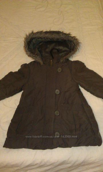 Продам нашу демисезонную куртку на 4 года