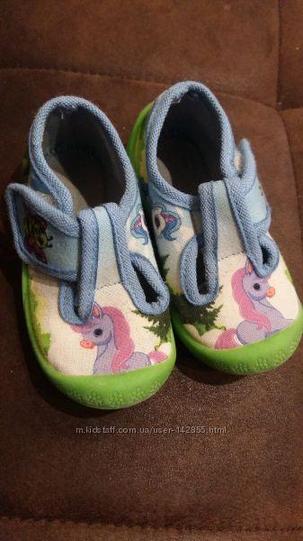 Текстильная обувь Тапочки 3F Польша
