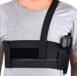 Кобура пояс для скрытого ношения оружия снаряжения, бандаж пистолетный
