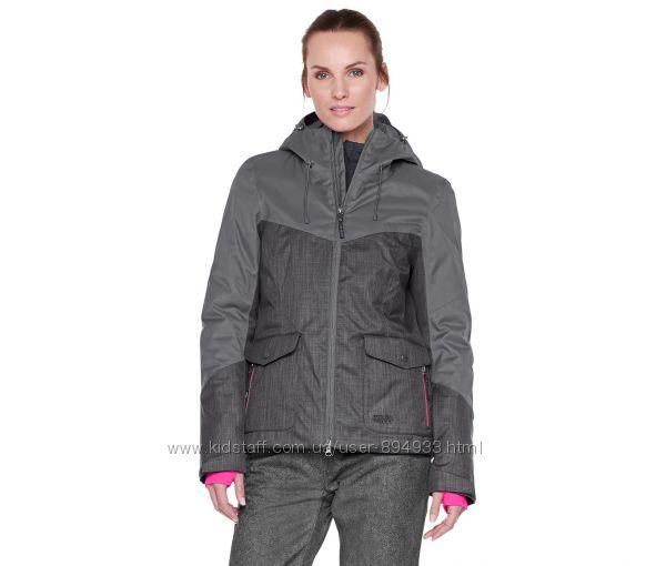 Классная лыжная термо куртка от Tchibo р. евро 44, наш 50