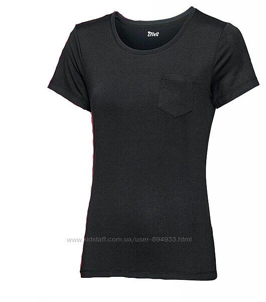 Функциональная спортивная футболка Crivit Германия р. S 36 - 38 евро