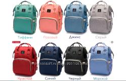 Стильный рюкзак для мам POFUNUO