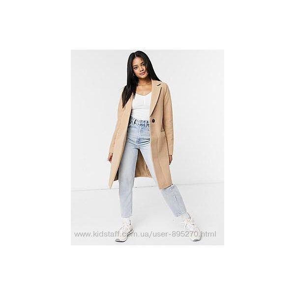 Кашемировое  пальто New-look