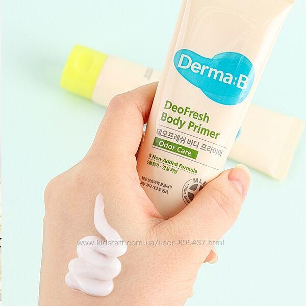 Дезодорирующий праймер Derma-B DeoFresh Body Primer 60 ml