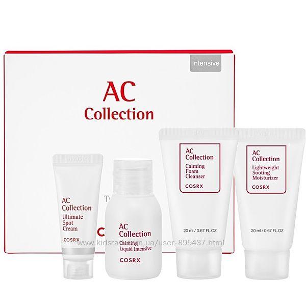 Набор для жирной проблемной кожи Cosrx AC Collection Trial Kit Oily Skin
