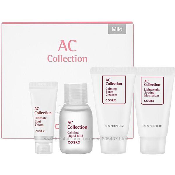 Набор для комбинированной проблемной кожи Cosrx AC Collection Trial Kit