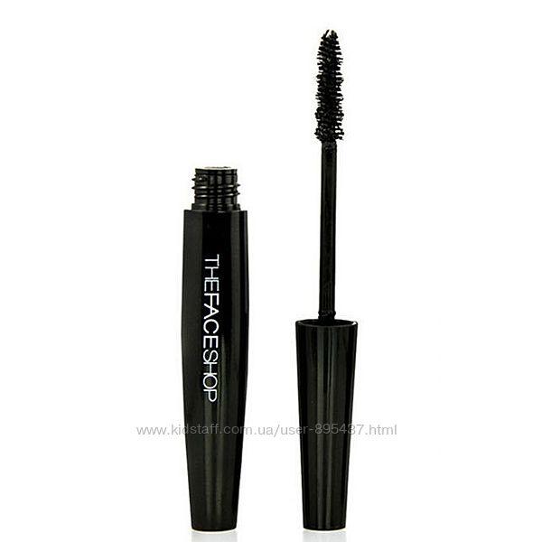 Тушь для ресниц 1 удлинение и подкручивание The Face Shop mascara 7 ml