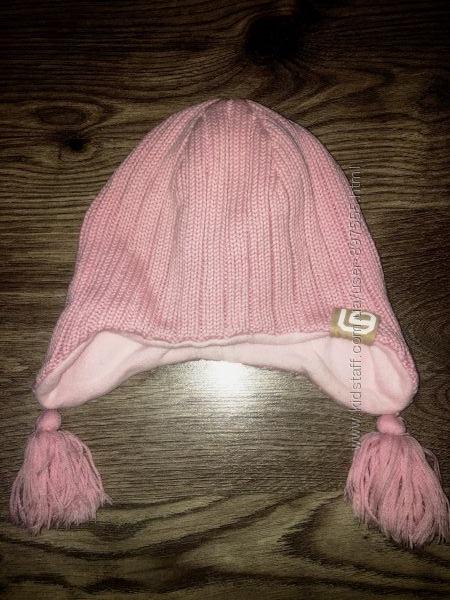 Зимняя шапка Lenne р. 54 в отличном состоянии