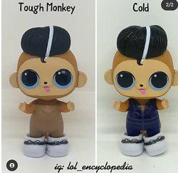 Lol Tough  Monkey
