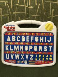 Інтерактивна англомовна навчальна панель Talk and Learn Alphabet Center