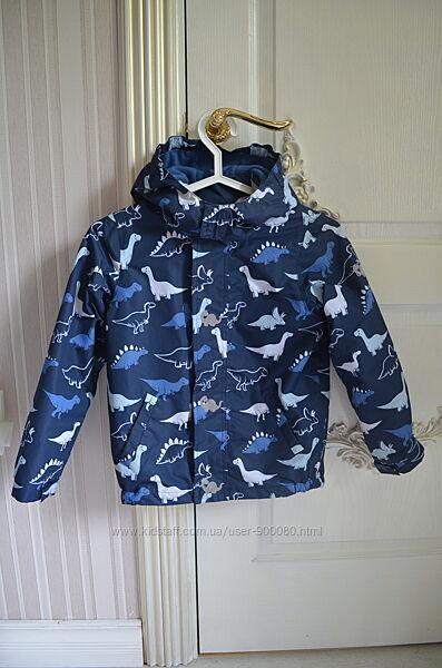 Куртка ветровка Tchibo на рост 122 - 128 см состояние новой