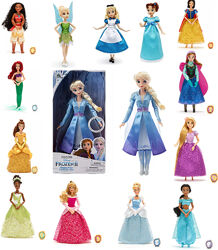 Куклы Disney куклы-принцессы от Дисней