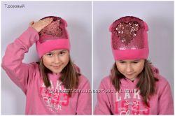 Продам новые шапочки для девочек