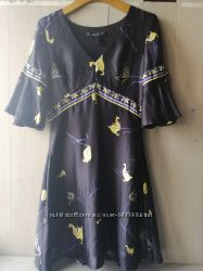 Marc Jacobs шёлковое мини платье