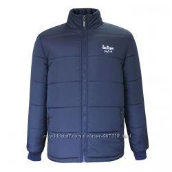 Lee Cooper детская куртка синяя черная. Англия. Оригинал. 122-140 см 777