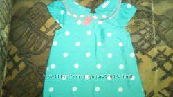 Нарядная блузка NEXT для девочки 5 лет в идеальном состоянии