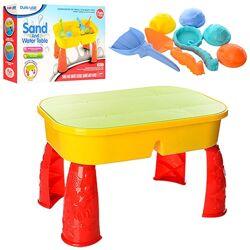 Столик-песочница с набором аксессуаров