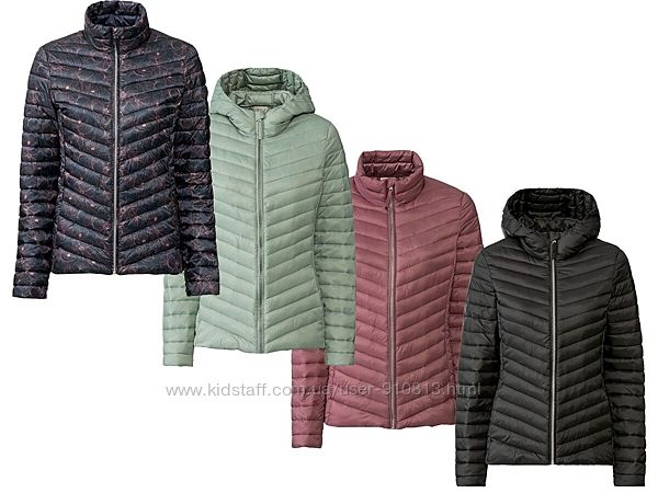 Легкая, деми куртка Esmara 36, 38, 40р - разные