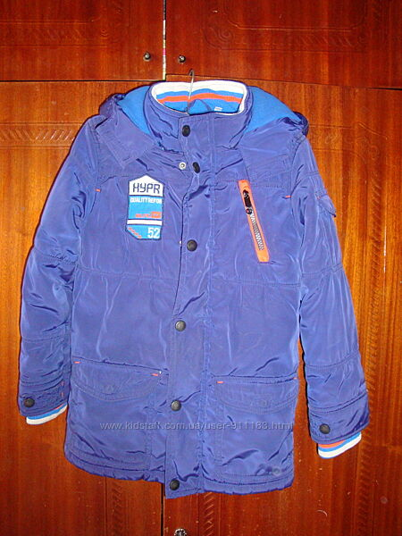 Теплая куртка, р.128, Palomino