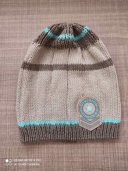Детская шапка Raster Польша, размер-50/52