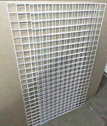 Сетка торговая белая 100х80 см