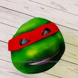 Черепашка ниндзя маска