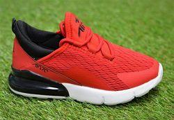 Детские кроссовки аналог Nike Air Max 270 Rad найк аир макс красный р31-36
