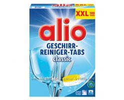 W5 Alio Classic немецкие бесфосфатные таблетки для ПММ