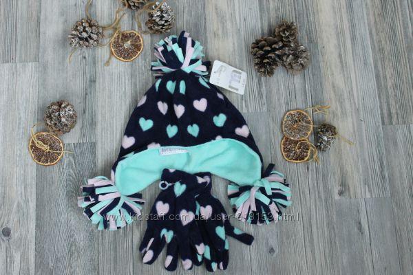 Набор шапка и перчатки mothercare
