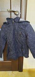 Демисезонная куртка, ZARA  рост   128