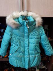 Куртка reima зимняя для девочки.